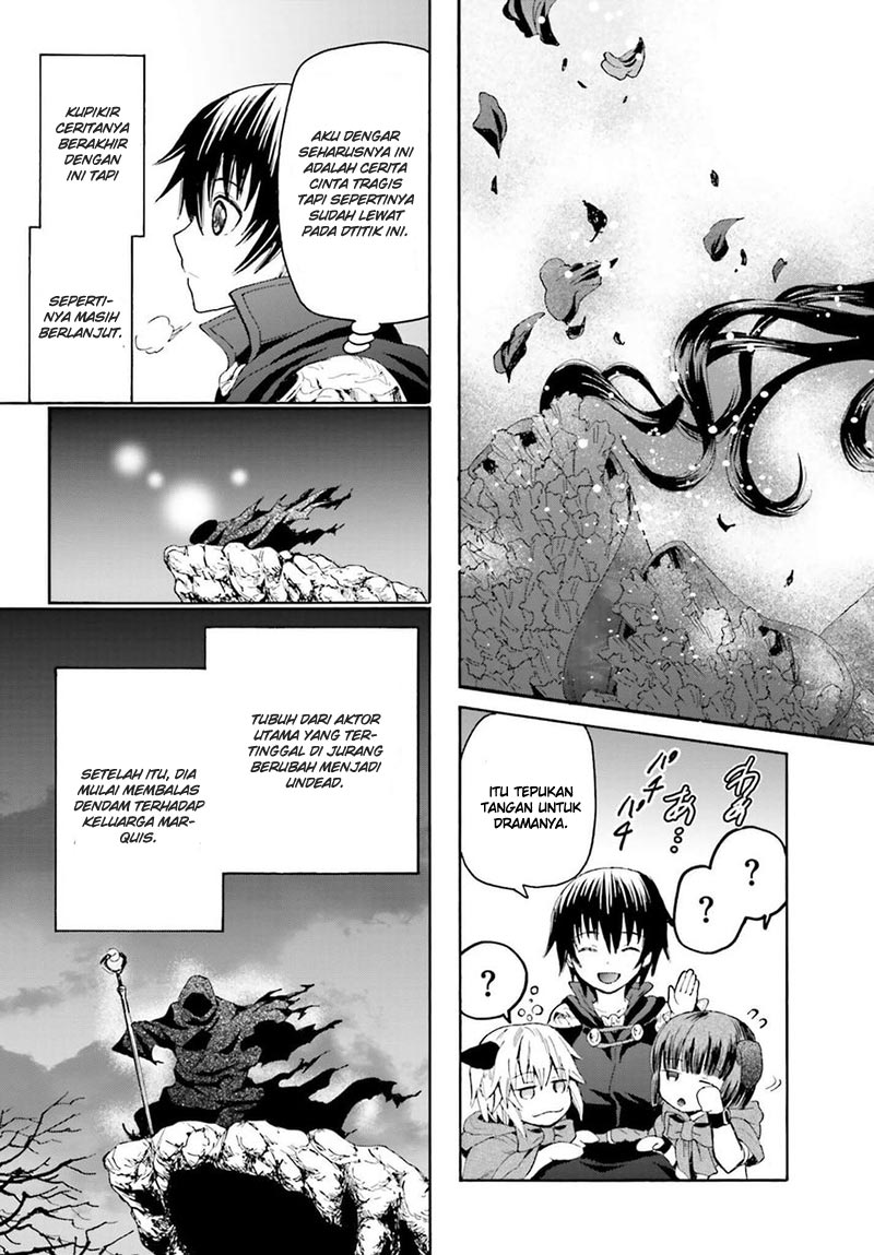 Komik Death March Chapter 17 Bahasa Indonesia