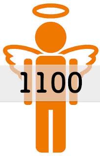 エンジェルナンバー 1100の意味