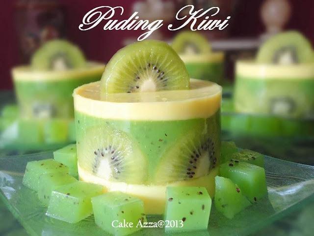 Puding Kiwi