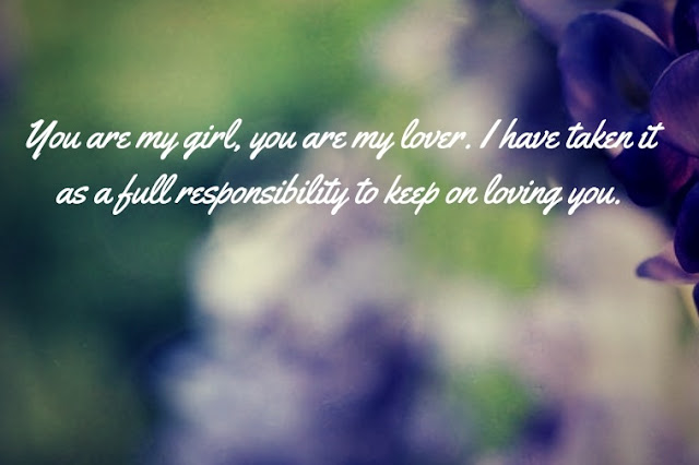 Sweet words to tell a girl to make her fall in love with you