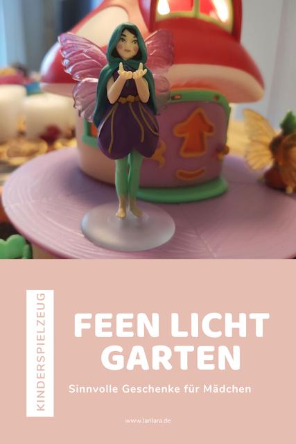 Feen Licht Garten - Sinnvolle Geschenke fuer Maedchen