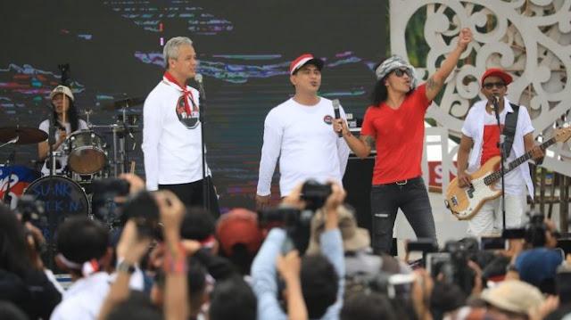 Geram Hastag #SlankMakanDuitRakyat, Kaka Slank: 'Pala Lo Peyang'