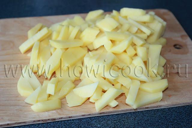 рецепт щей из квашеной капусты с пошаговыми фото