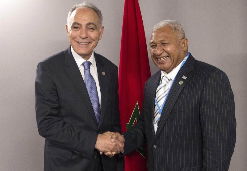 Le Maroc appelé à l'aide pour l'organisation de la COP 23.