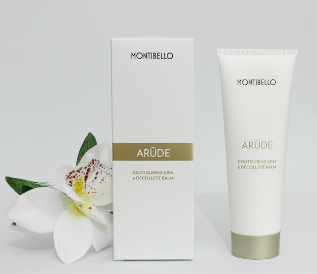 Arûde Contouring Arm & Décolleté Balm Montibello