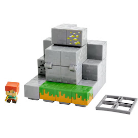 Minecraft Waterfal Wonder Mini Figures