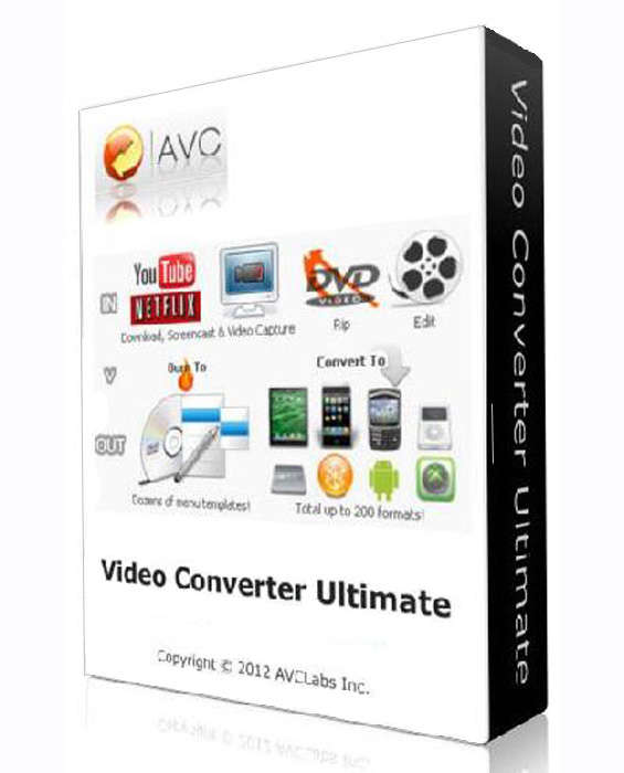 Any Video Converter Ultimate 4 6 0 - Karan PC