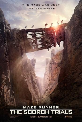 Maze Runner The Scorch Trials 2015 Full Movie