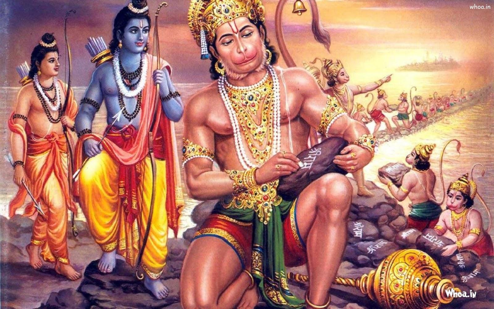 శ్రీ ఆంజనేయాష్టోత్తర స్త్రోత్రం - Sri Anjaneya Ashtottara Stotram