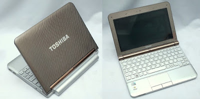 Netbook Bekas Toshiba Satellite NB200