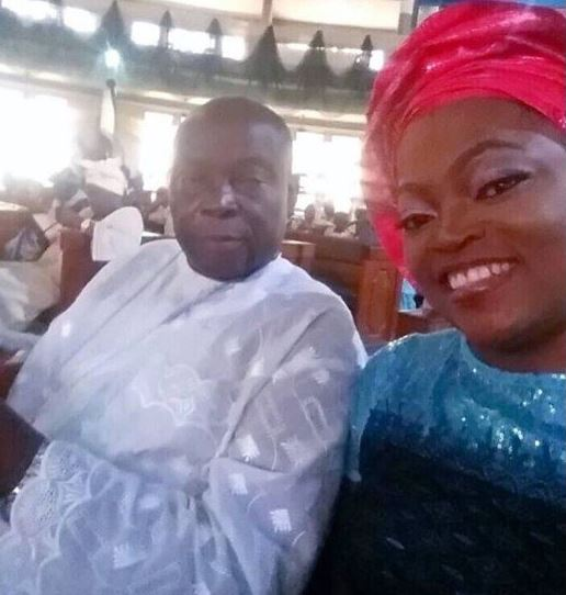 Bishop reportedly frowns at Funke Akindele & siblings for shunning their dad's burial
