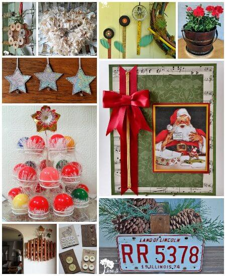 30+ Upcycled & Repurposed Thrift Store Finds
