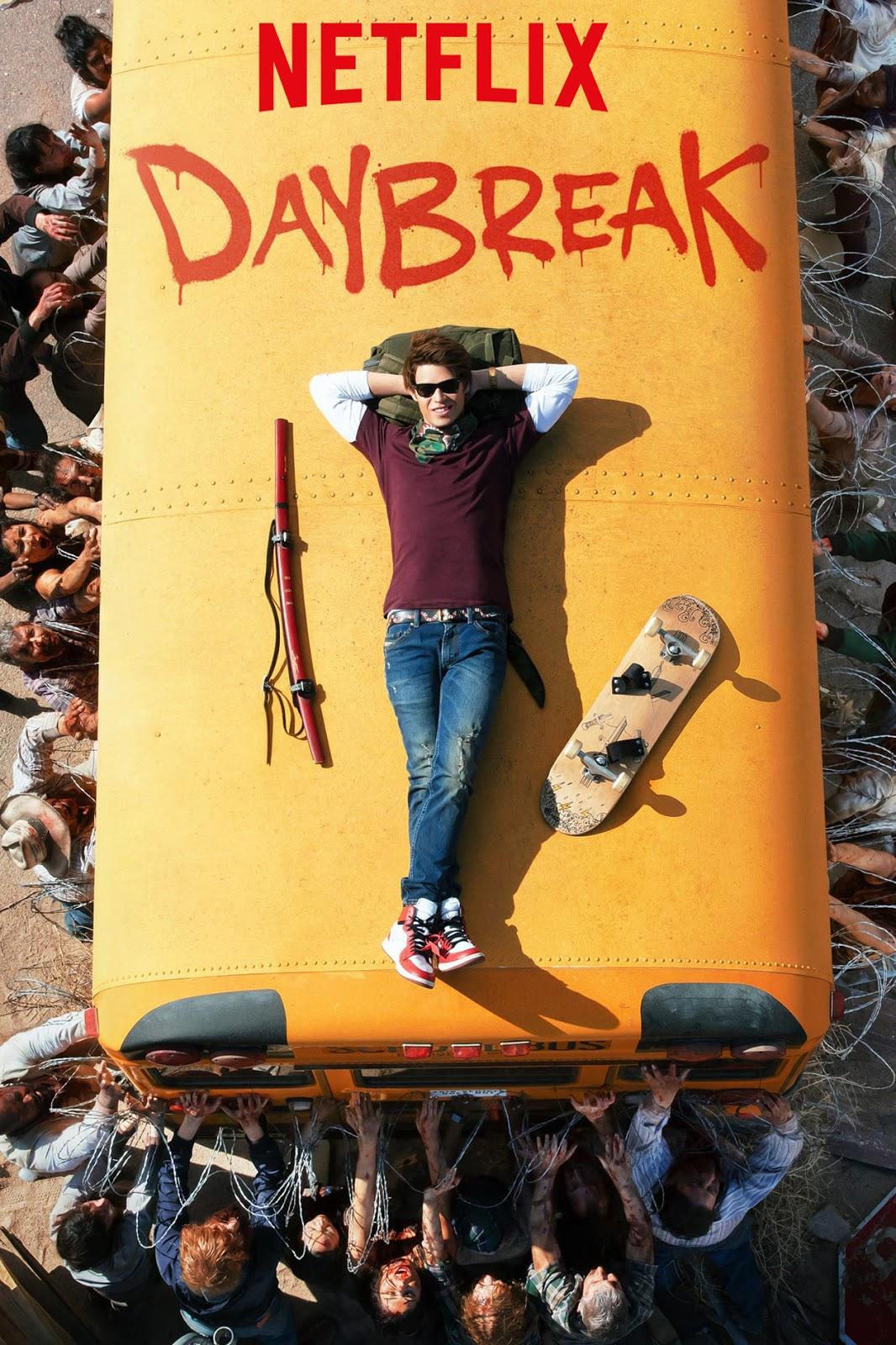Daybreak (2019) Temporada 1 NF WEB-DL 1080p Latino
