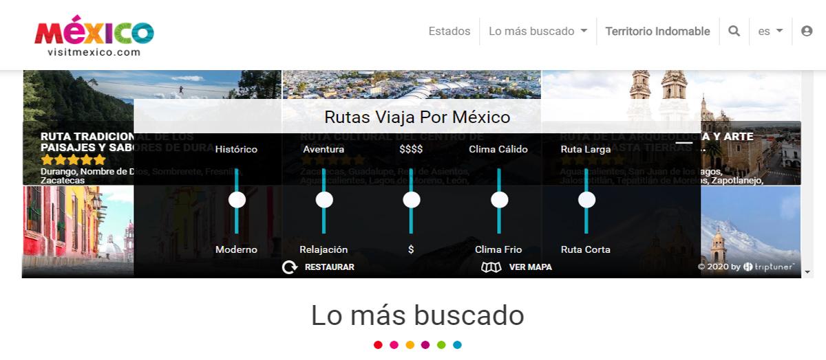 FUNCIONES NUEVA PAGINA VISTMÉXICO 03