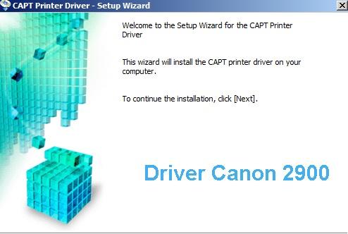 Tải Driver Canon LBP 2900 Cho PC Win 7/8/10 32bit, 64bit miễn phí b