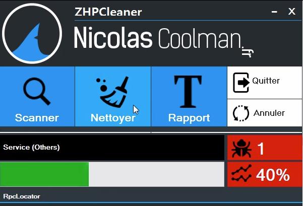 تحميل برنامج حذف شريط تولبار والبرامج المزعجة ZHPCleaner