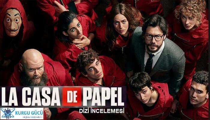 En İyi Soygun Dizisi La Casa De Papel İncelemesi - Kurgu Gücü