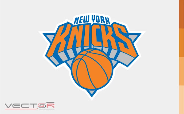 New York Knicks Logo - Download Vector File AI (Adobe Illustrator)