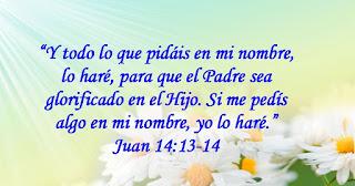 Qué significa orar en el nombre de Jesús