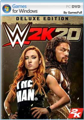 WWE 2K20 Digital Deluxe Edition PC Full Español
