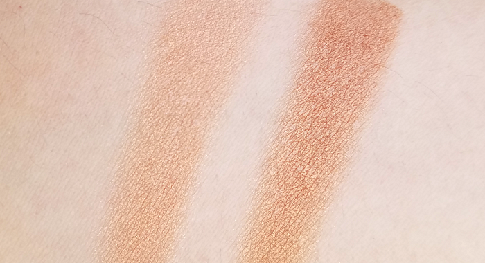 Too Faced - Sun Bunny Radiant Bronzer Duo - 30.99 Euro Swatches