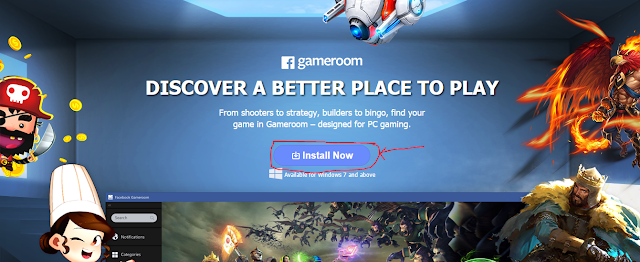 How to Play Facebook Games on Windows with Facebook Gameroom