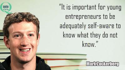 Mark Zuckerberg Quotes on Education