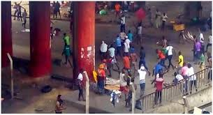Deadly cult clash in lagos