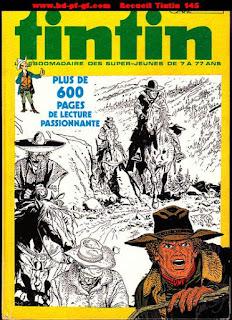 Recueil du journal Tintin, numéro 145, 1978-1979