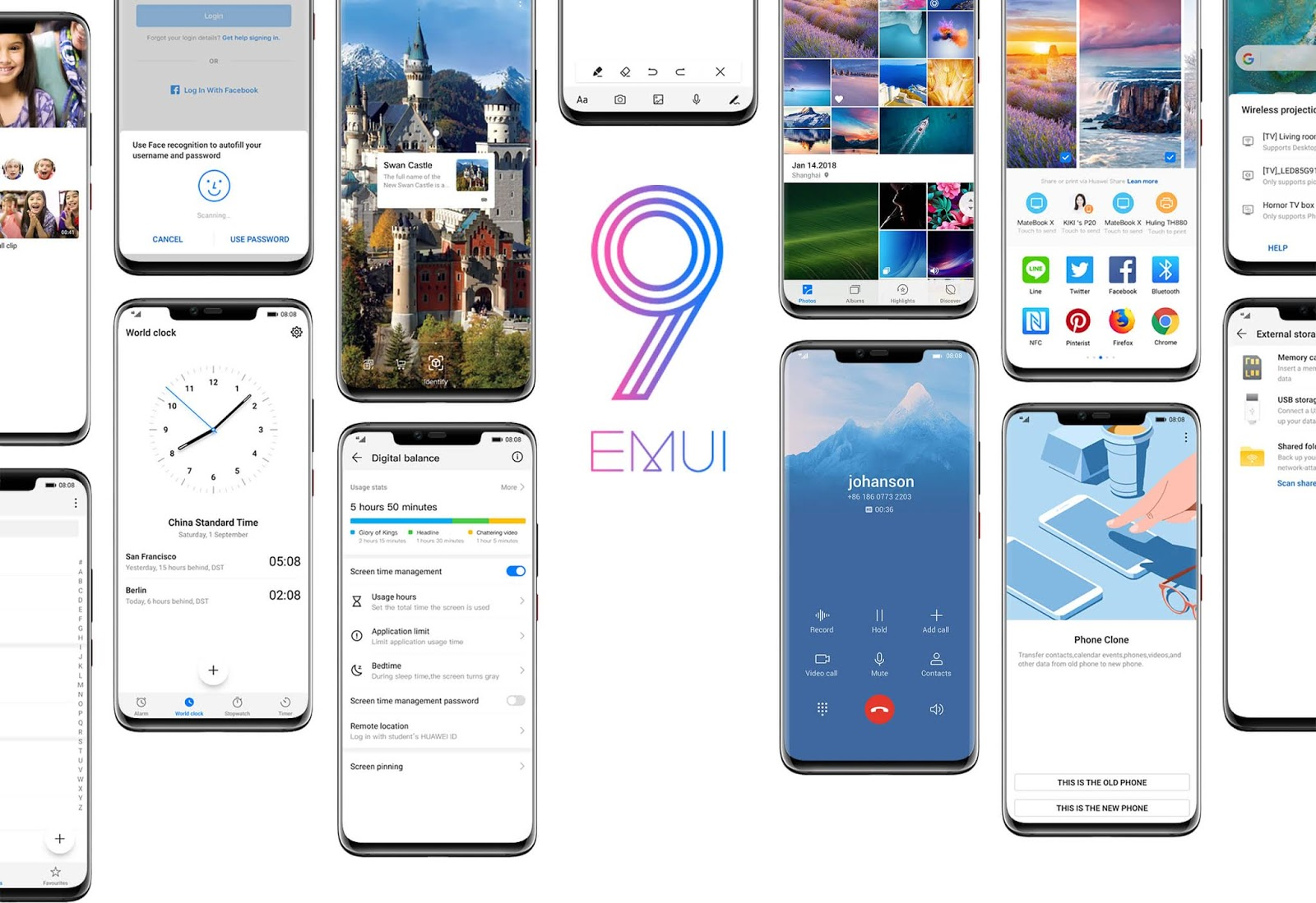 Huawei Announces EMUI 9 Open Beta Program for These Honor and Huawei Devices