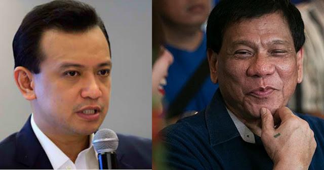 WATCH TRILLANES   Mga Pinoy nabudol-budol ni Duterte sa kasinungalingan?.