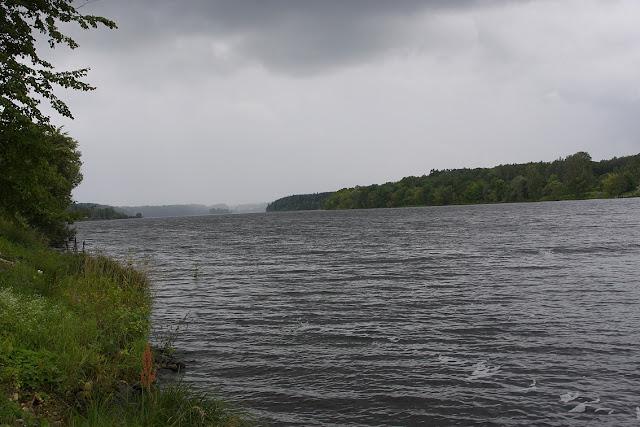 променад вдоль Даугавы, Яунелгава, Jaunjelgava