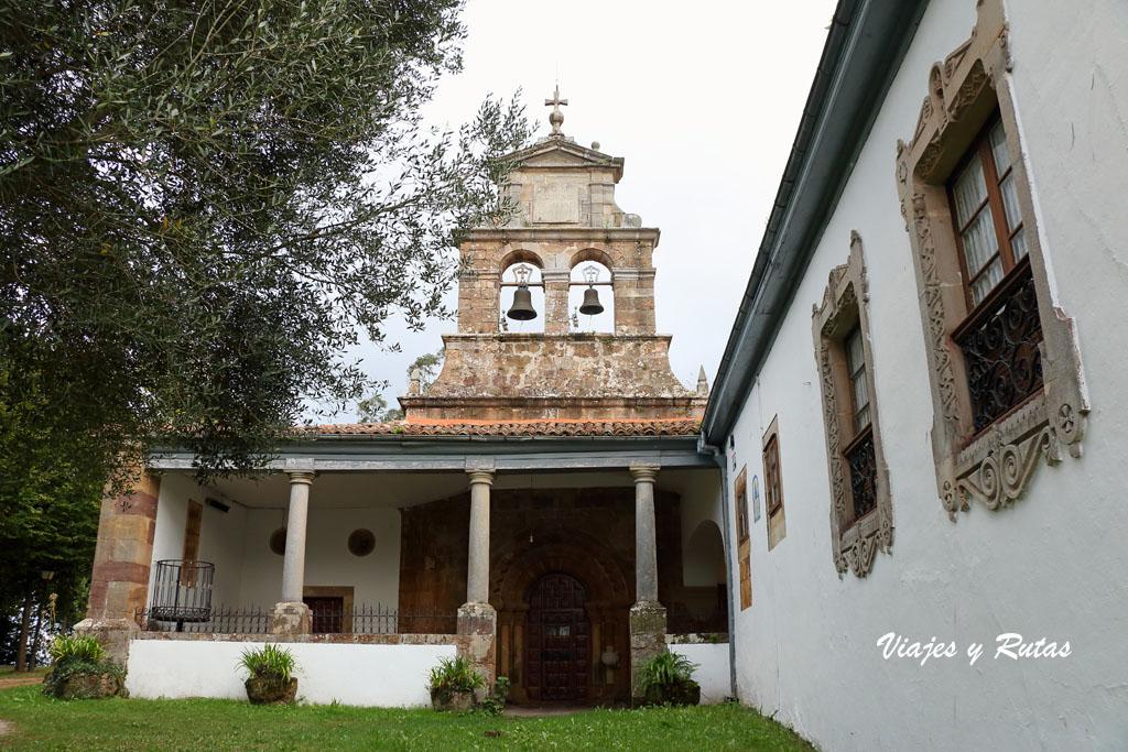 Santa María de Lugás, Villaviciosa