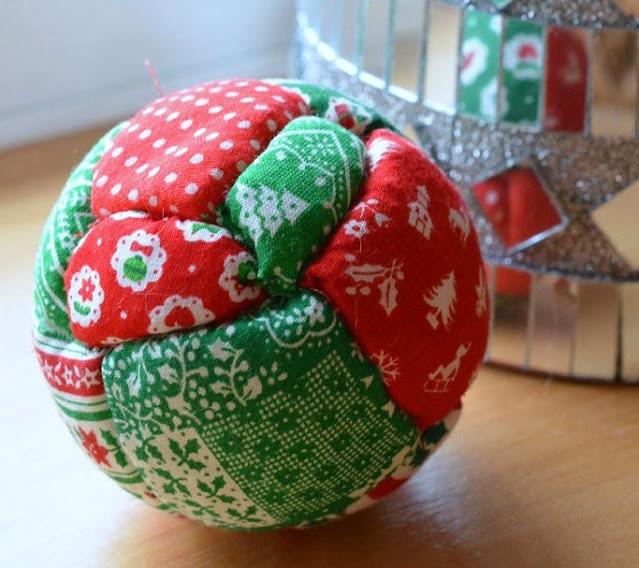 Easy No Sew Christmas Ornament