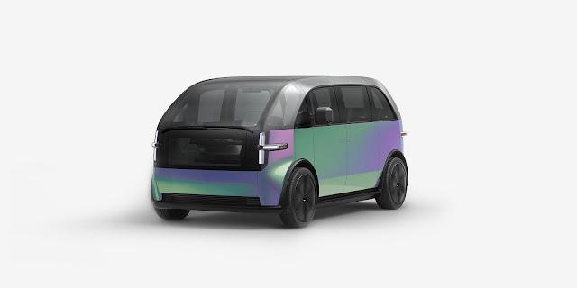 Canoo Electric Pod