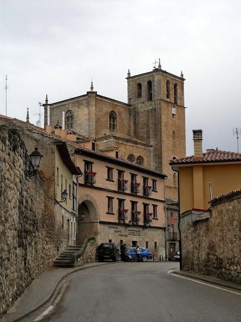 calles de Peñaranda del Duero
