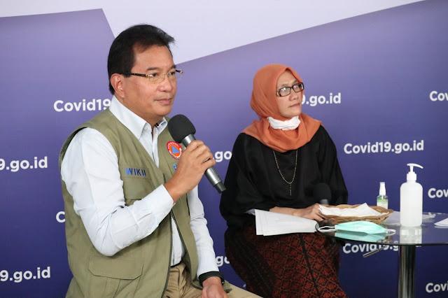 Perlu Disiplin Kolektif Dalam Menghentikan Penyebaran Corona di Indonesia