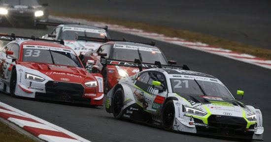 Stimmen – 1. Lauf, Dream Race, Fuji Speedway