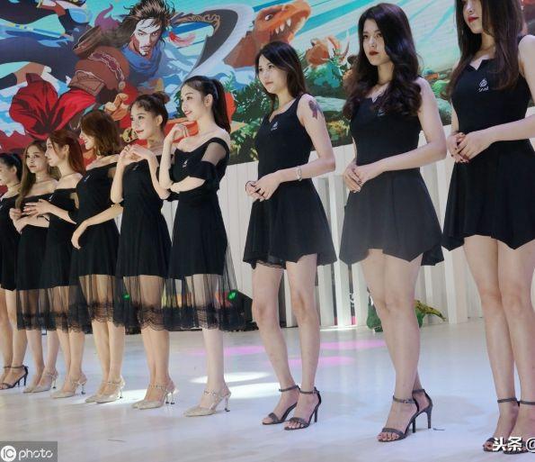 ChinaJoy 2019 - Showgirl ChinaJoy khiến người xem không thể rời mắt 11