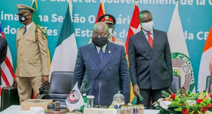 Akufo-Addo Re-Elected ECOWAS Chair