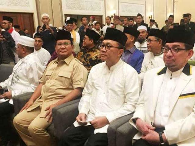 Dukungan ke Prabowo-Sandiaga Menguat di Ijtima Ulama II