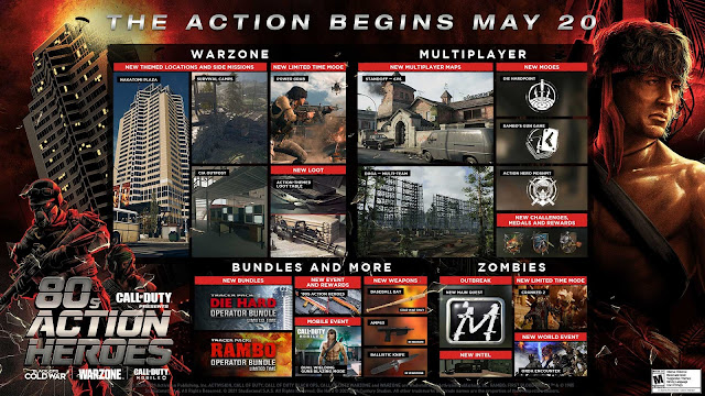 Season 3 of Call of Duty: Warzone, Black Ops Cold War, and COD Mobile - New Events, Maps, Weapons, Modes, and Bundles |  TechNeg