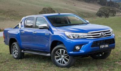 Harga Toyota Hilux D-Cab