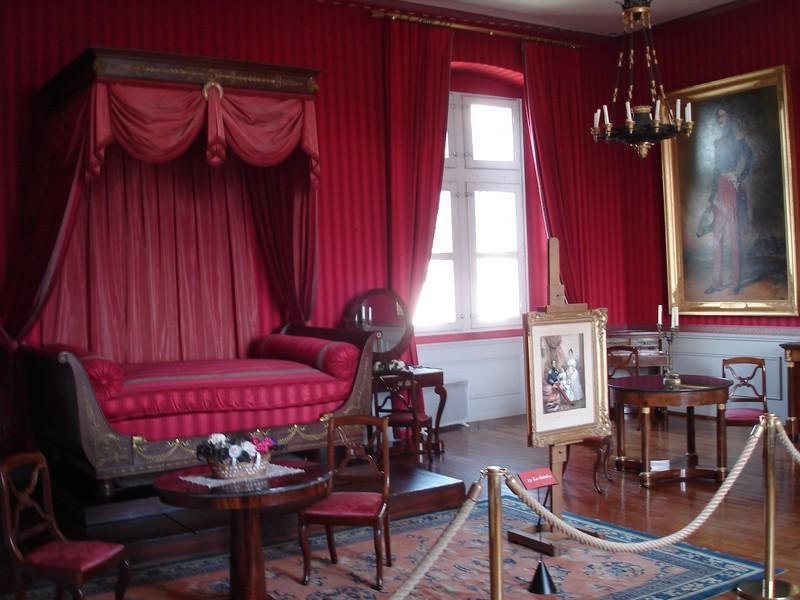 I viaggi di raffaella castelli della loira amboise e for Arredamento stile impero
