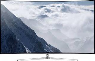 Televizor LED 140 cm Samsung UE55KS9002 4K