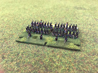 6mm Figures from Baccus for Napoleon's army