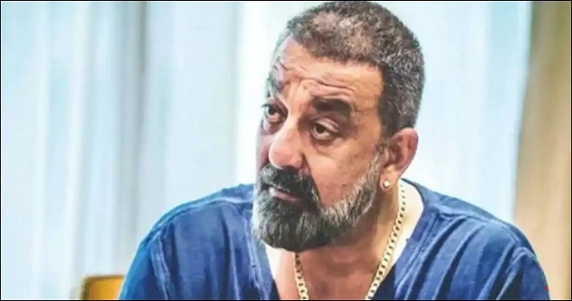 The first picture of Sanjay Dutt came out after being diagnosed with cancer