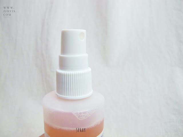 Mario Badescu Facial Spray review spray not good