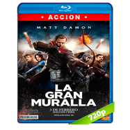 La gran muralla (2016) BRRip 720p Audio Dual Latino-Ingles