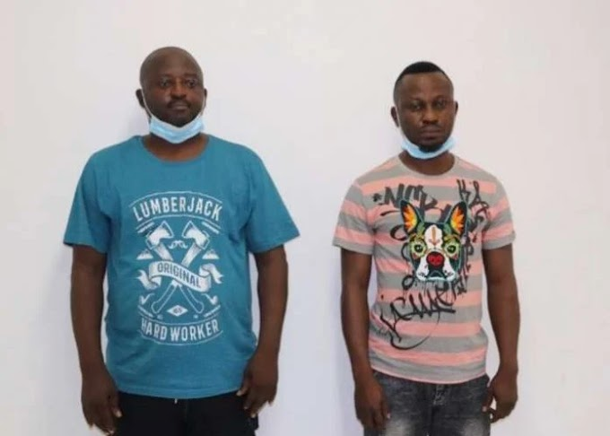 INTERPOL nabs two Nigerian nationals for defrauding German company of €14.7 million